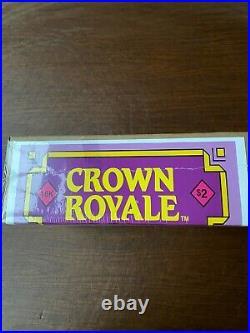 $2 Game Crown Royal 3 Window Pull Tab Payout $3590 Free Ship USA (48)