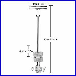 25× Paintless Hail Removal Dent Puller Slide Hammer PDR Tools Glue Pulling Tabs