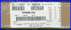 Allstate Joe One Dollar Pull Tab Game 2485 Pull Tabs 535 Profit Fundraise