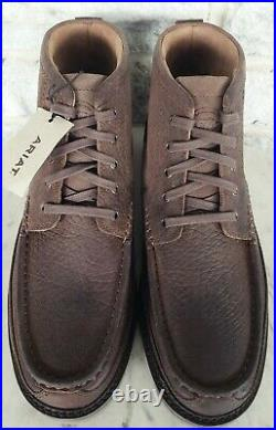 Ariat Mens Lookout Moc Toe Casual Comfort Boots Size 11 EE 10014153 Earth $130