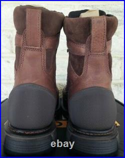Ariat Mens OverDrive 8 H2O Composite Toe Work Boots Size 10.5 D 10012940 $210