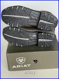 Ariat Womens Terrain Waterproof H2O Hiking Boots Size 10.5 M Copper 10004134