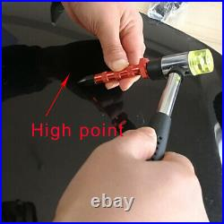 Auto Car Body Dent Removal Tools Glue Puller T pull Hammer Tabs Hail Damage