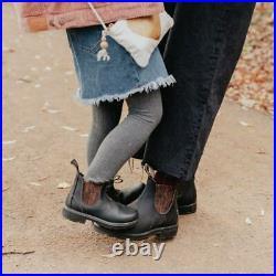 Blundstone Original Chelsea 500 Boots Women Sizing (Slip/Resist, WP, 11 Colors)