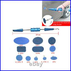 Car Body Paint-free Dent Repair Hand Tool Hail Removal Hammer Rubber Pull Tabs