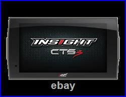 Edge Products Insight CTS3 Monitor & Mount For 2014-2017 Chevy/GMC 2500 3500