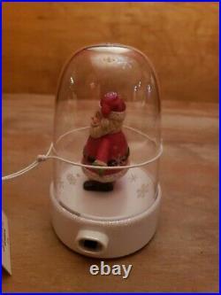 Hallmark 2008 Happy Tappers Tapper #4 OF 5 Santa Original NEW w PULL TAB