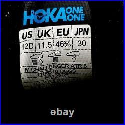 Hoka One One Challenger ATR 6 Mens Blue Running Sneaker US 12 D EUR 46 UK 11.5
