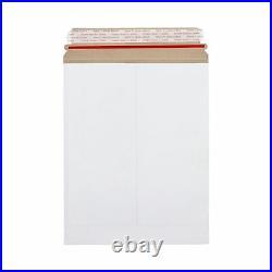 Kraft Stay Flat Cardboard Mailer Pull-Tab Strip 28pt 13 x 18 Inch 3200 Pack