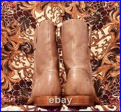 Ladies FRYE Anna Short Boot 8.5 M New
