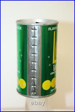 Leed Lemonade Pull Tab Soda Can New Zealand