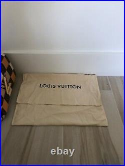 Louis Vuitton Twist MM Check Beige LIMITED EDITION