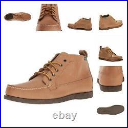 Mens Eastland Seneca Chukka Boot Size 13 Tan Brown Memory Foam