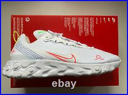 Mens Nike React Element 55 Trainer Sneaker Casual Gym Limited Edition 10 UK