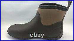 Muck Boot Muckster Ii Ankle Pull On Mens Boots Ankle Bark otter Size 11 M