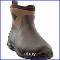 Muck Boot Muckster Ii Ankle Pull On Mens Boots Ankle Brown