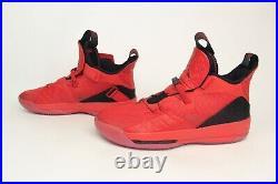 NEW Nike Air Jordan 33 XXXIII Retro University Red AQ8830-600 Men's Size 12