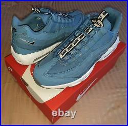 New Genuine Nike Air Max 95 Se Blue Uk11 Eu46 Pull Tab