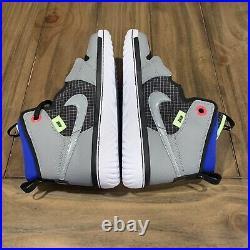 Nike Air Jordan 1 High React Multi-Color Shoes AR5321-002 Mens Size 13 NEW