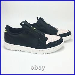 Nike Air Jordan 1 Low Slip Sneaker Shoes Women's Silt Red AV3918-002 NEW