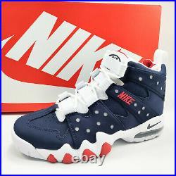 Nike Air Max 2 CB'94 USA 2021 Sneaker Shoes Men's Obsidian DJ5160-400 SZ 10 NEW