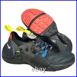 Nike Huarache E. D. G. E Heron Preston Black CD5779-001 Mens Size 4.5 Black