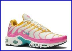 Nike Wmns Air Max Plus Premium White Tropical Twist. CJ9922-100 Size Women's 6.5
