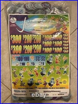Nuggets 3975 Count Pull Tabs Ticket Free Shipping Profit 989 Free Shipping