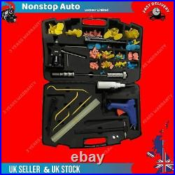 Paintless Hail Removal Dent Puller Slide Hammer Pdr Tools Glue Pulling Tabs