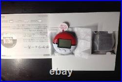 Pokemon Pokewalker NTR-032 Nintendo DS Japanese USA SELLER BRAND NEW With PULL TAB