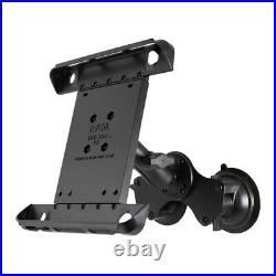 RAM-B-189-TAB3U RAM Tab-Tite with RAM Twist-Lock Dual Suction for