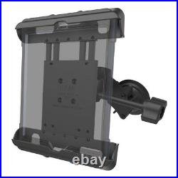 RAM Tab-Tite Mount with RAM Twist-Lock Dual Suction for iPad Gen 1-4