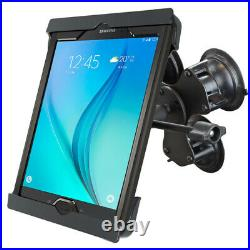 RAM Tab-Tite Mount with RAM Twist-Lock Triple Suction for 9 Tablets