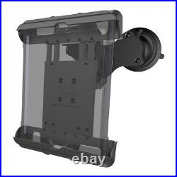 RAM Tab-Tite Tablet Mount with RAM Twist-Lock Double Suction Cup