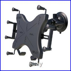 RAM X-Grip Large Tablet Mount with RAM Twist-Lock Suction Cup Base