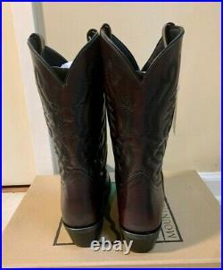 Smoky Mountain Men's Size 13 D Denver Cherry Western Boot Medium Toe 4036