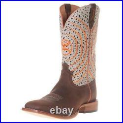 Twisted X Mens Hooey Choc 12 Lime Pebble Sq Toe Boots Reg & Wide Sizes #MHY0029