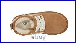 UGG Big Kids Neumel II Spill Seam Boots