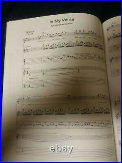 Winger Pull Guitar Tab Book