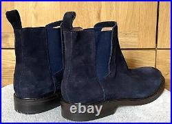 Zespa Suede Mens Chelsea Boots UK6.5 EU40 RRP £295 BNWOB